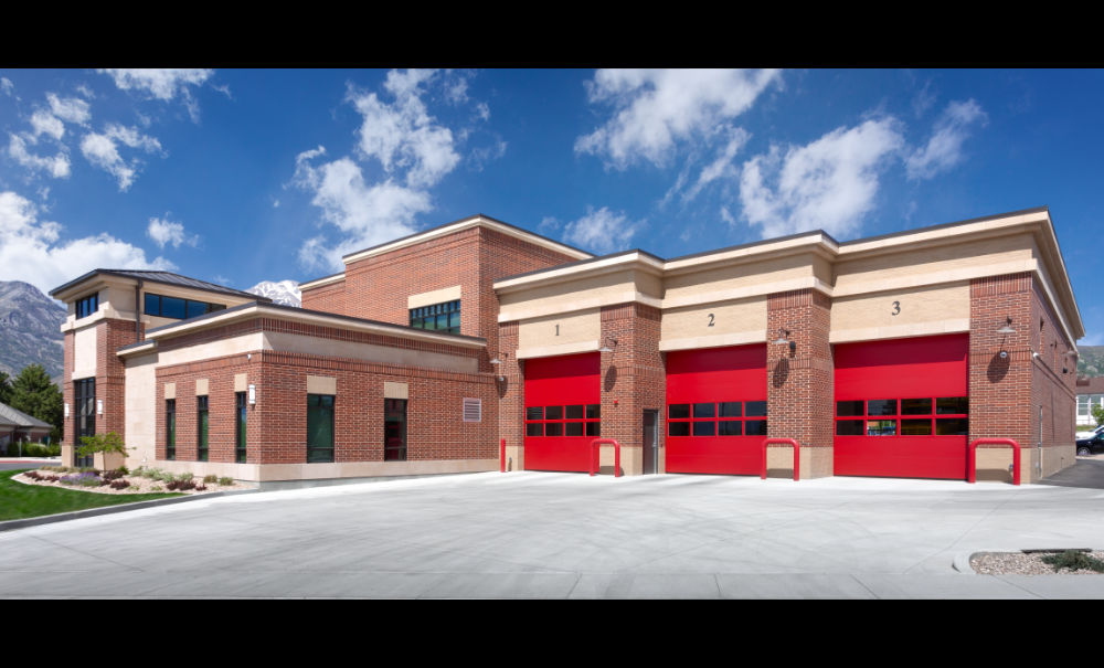 lindon public safety exterior