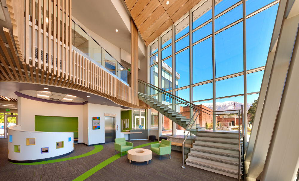 Utah Valley University Autism Center Curtis Miner Architecture