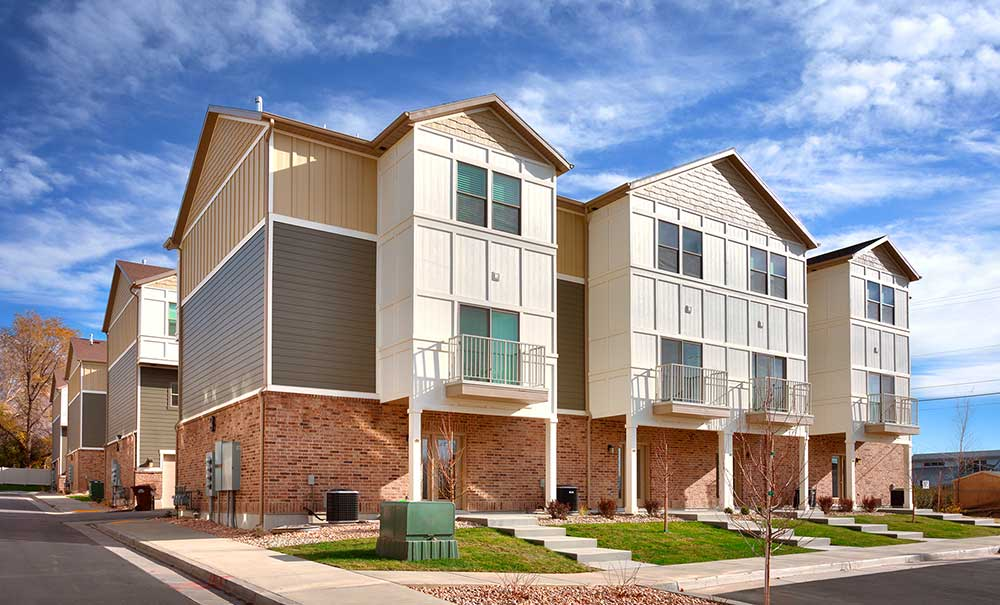 Multi-Family-Residential-Architecture-Utah-Lotus-Bella-Grace-Townhomes-(1)