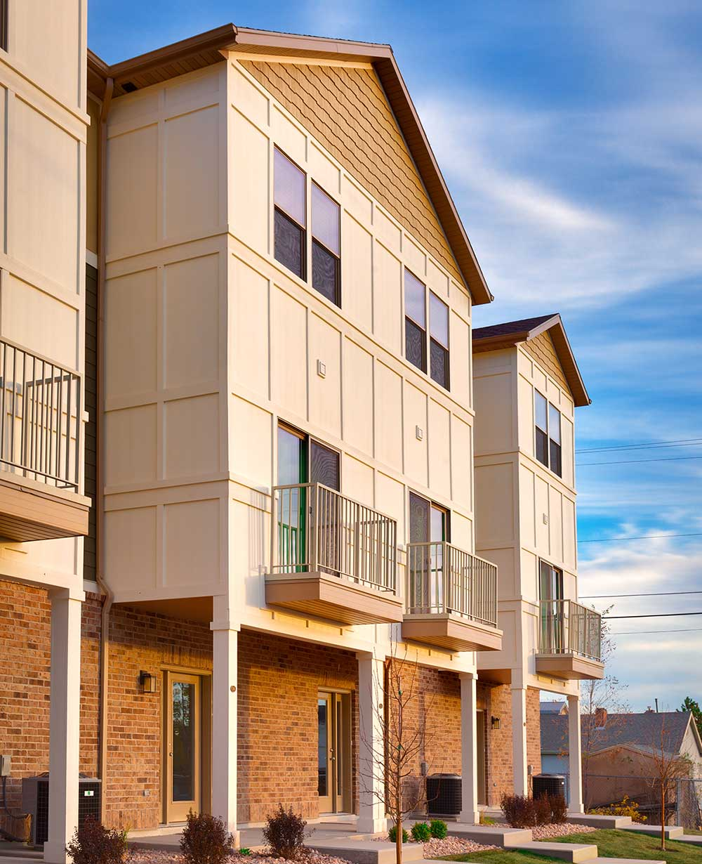 Multi-Family-Residential-Architecture-Utah-Lotus-Bella-Grace-Townhomes-(3)