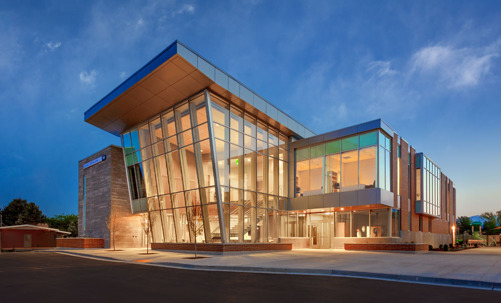 Utah Valley University Melisa Nellesen Center for Autism