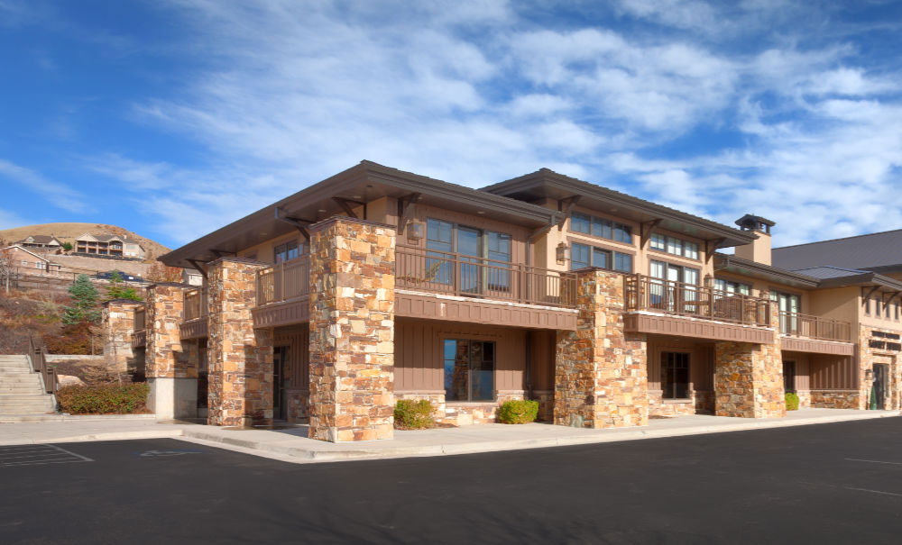 Architecture-Commercial-Utah--Traverse-Mountain-Sales-Center