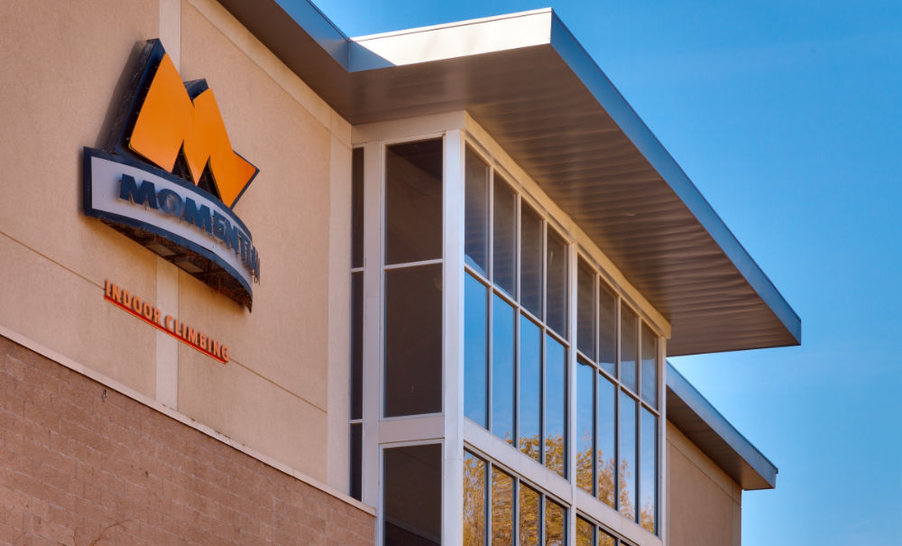 Commercial-Architecture-Utah-Momentum-Climbing-Gym