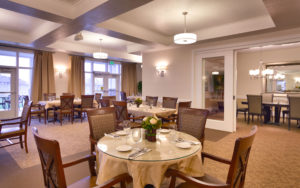 Abbington-Assisted Living-Dining