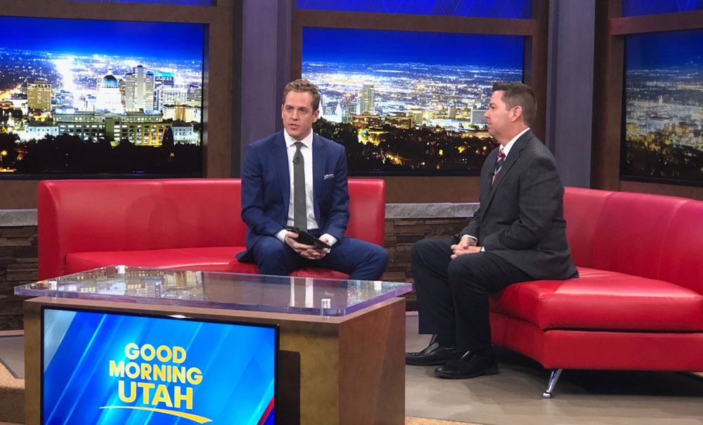 School Safety Good Morning Utah Curtis Livingston