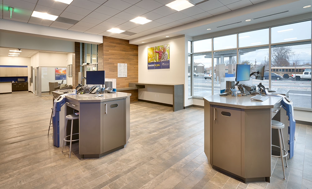 Utah-Commercial-Architect-Deseret-First-Credit-Union-Taylorsville