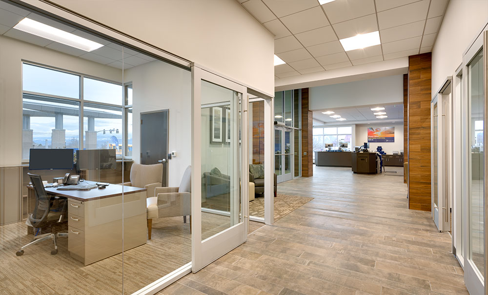 Utah-Commercial-Architecture-Deseret-First-Credit-Union-Taylorsville-Branch