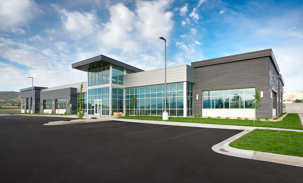 Utah-Healthcare-Architecture-Riverton-Medical-Office-Building