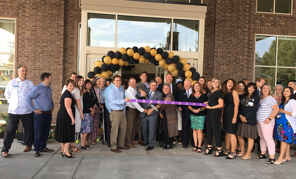 Creekside-Senior-Living-Utah-Ribbon-Cutting