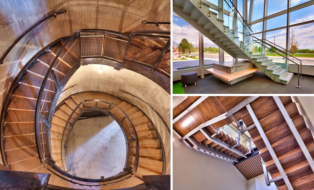 Stairs-Collage-Curtis-Miner-Architecture