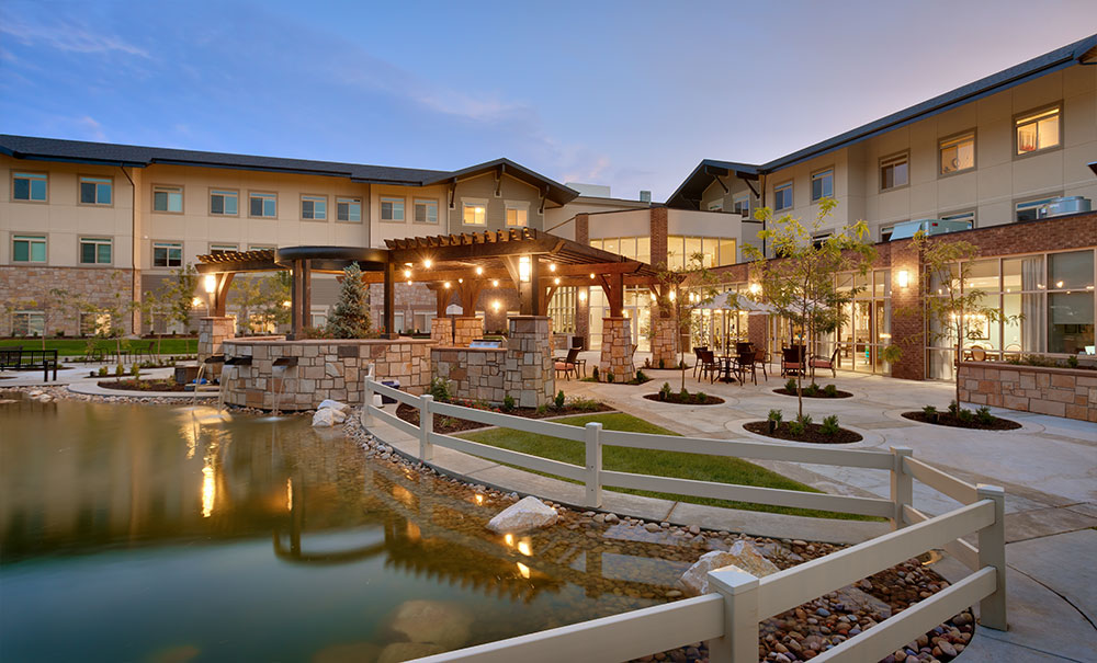 Creekside-Assisted-Living-Bountiful-Ut-Architecture