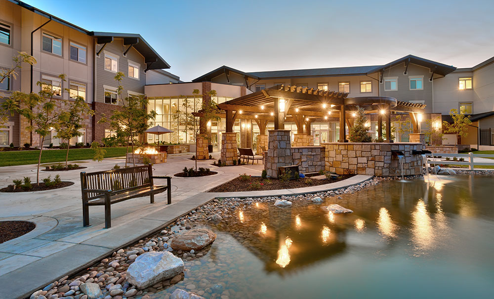 Creekside-Assisted-Living-Bountiful-Utah-Architecture