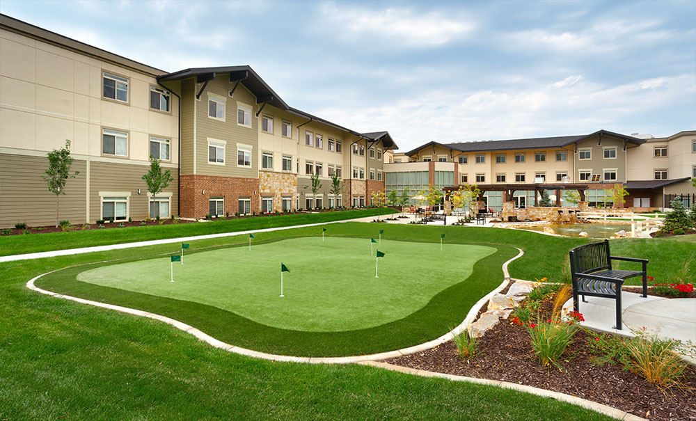 Creekside-Senior-Living-Bountiful-Utah-Architecture