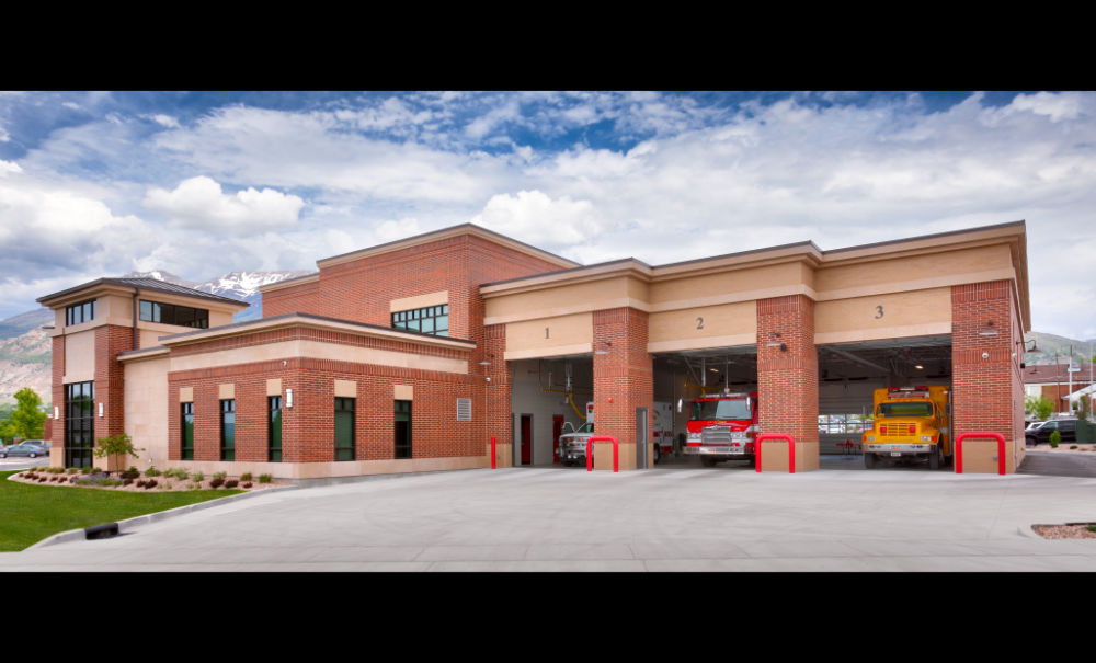 Public-Safety-Municipal-Architecture-Utah-Lindon-Public-Safety-Building
