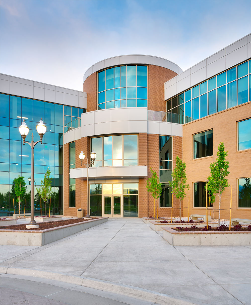 Utah-Architect-DFCU-West-Valley-City