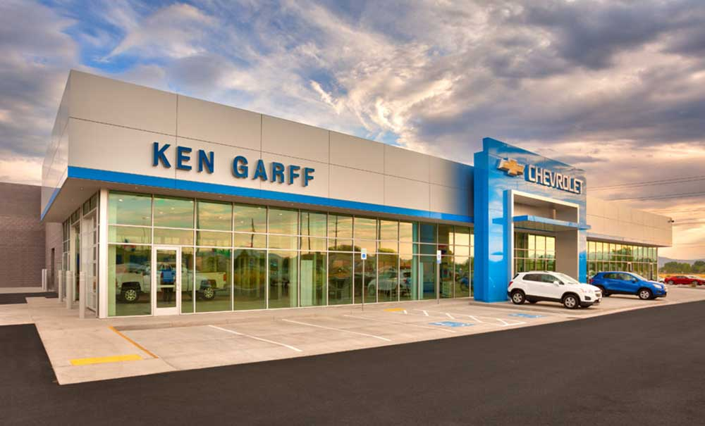 ken garff chevrolet dealership curtis miner architecture. Black Bedroom Furniture Sets. Home Design Ideas