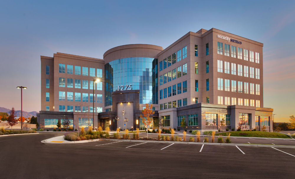Commercial-Architecture- Security-Metrics-Office-Building