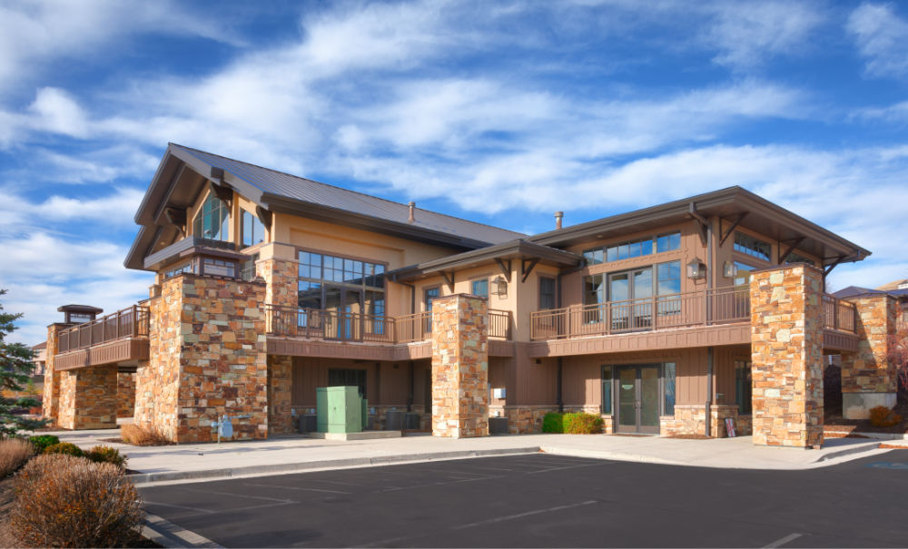 Traverse-Mountain-Sales-Center -Commercial-Architecture-Utah