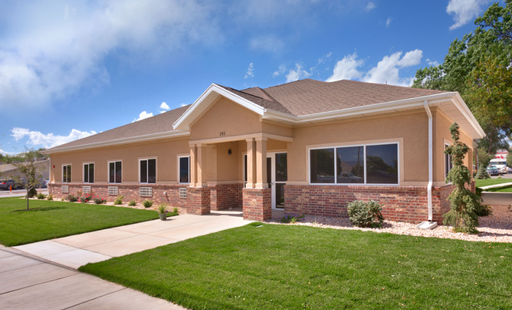 Healthcare-Architecture-Utah-Central-Utah-Counseling-Richfield
