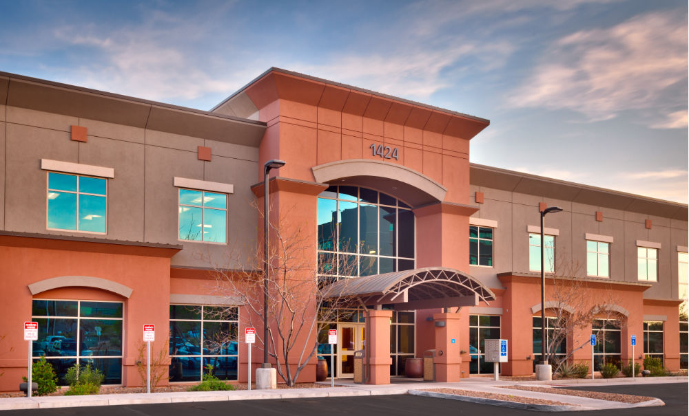 Healthcare-Architecture-Utah-Coral-Desert-Medical-Office-Building