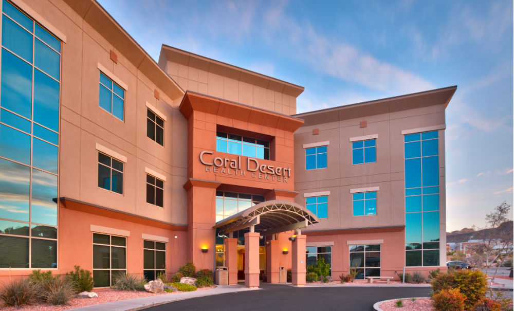 Utah-Architecture-Healthcare-Coral-Desert-Medical-St-George