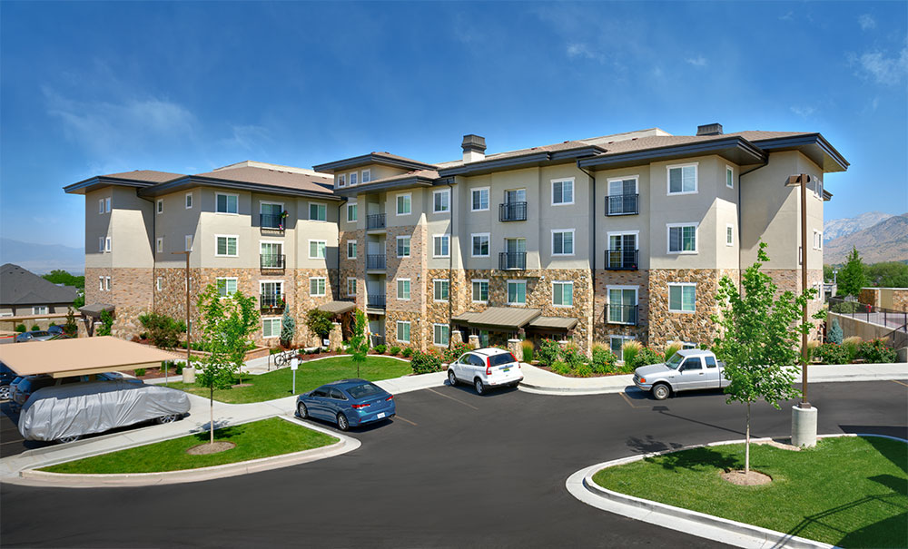 Avalon Senior Living Apartments | Curtis Miner Architecture