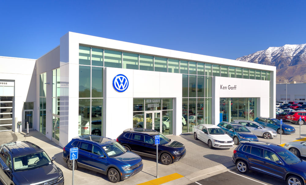 Utah-Automotive-Architecture-Ken-Garff-VW-Orem