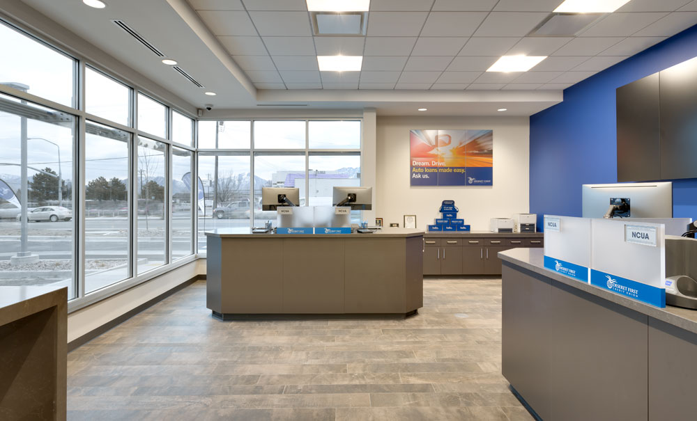 Commercial-Utah-Architecture-Deseret-First-Credit-Union-Taylorsville