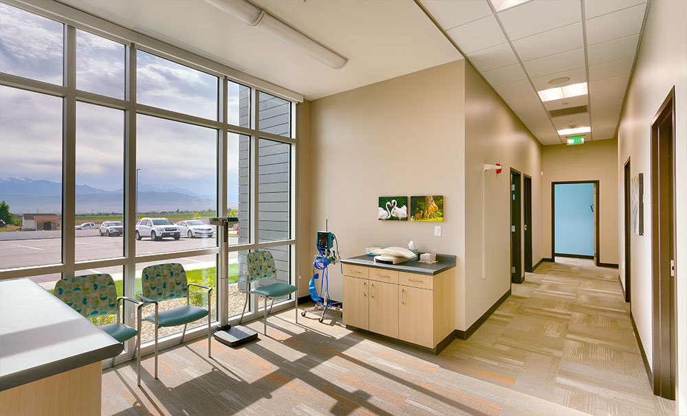 Architecture-Utah-Healthcare-Riverton-Medical-Office-Building