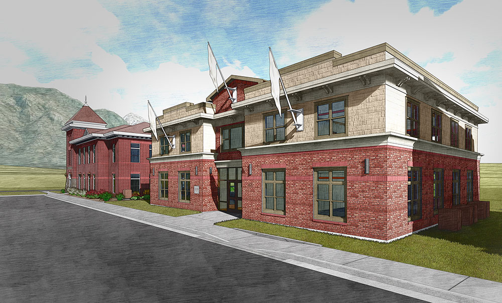 Alpine-Main-Street-Village-Bldg2-Utah-Commercial-Architecture