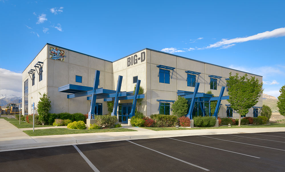 Utah-Commercial-Architecture-BigD-Office-Warehouse
