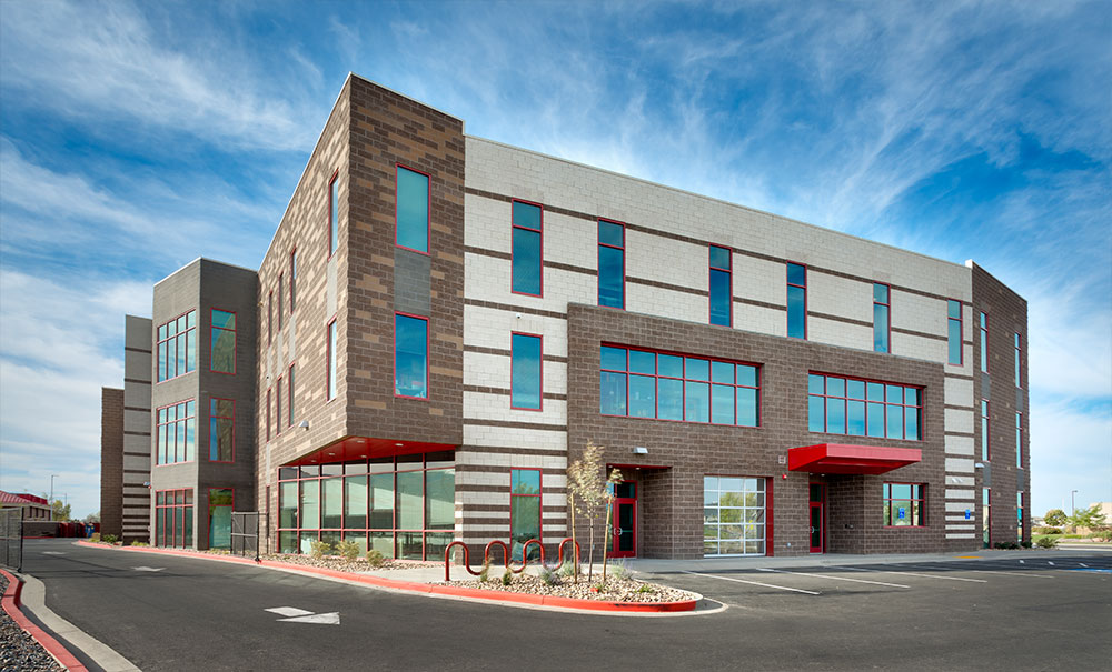 Utah-Charter-School-Architecture-Spectrum-Academy-North-Salt-Lake