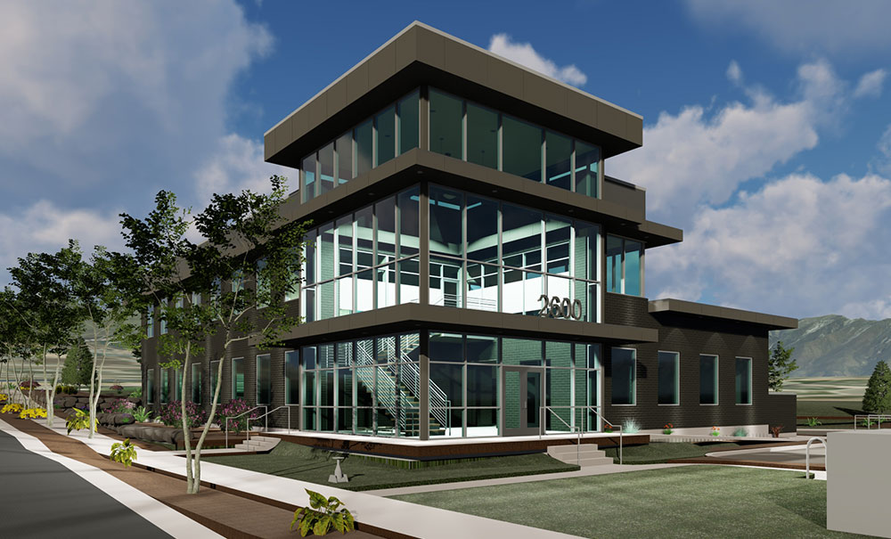Park-Place-Suites-Office-Building-Utah-Architecture