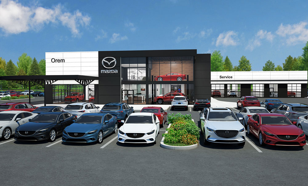 Automotive-Architecture-Dealership-Utah-Orem-Jerry-Seiner-Mazda