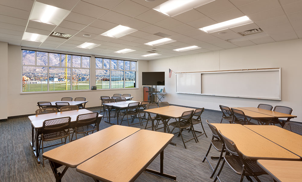 Classroom-Facility-Architecture-American-Heritage-Utah