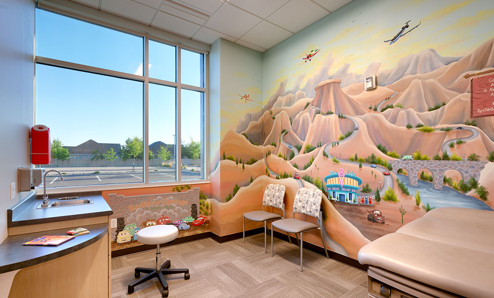 Pediatrician-Office-Architect-Utah-South-Jordan-MOB