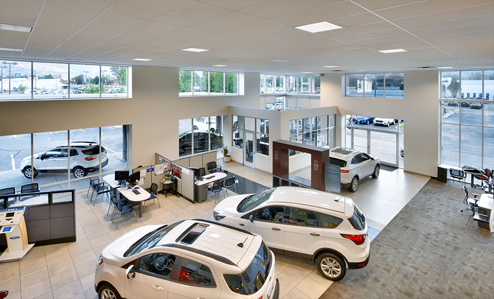Larry-miller-ford-lincoln-provo-utah-auto-architecture