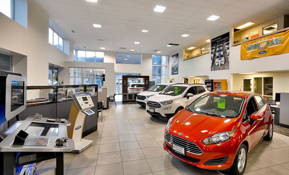 Larry-miller-ford-lincoln-provo-utah-auto-dealer-architecture