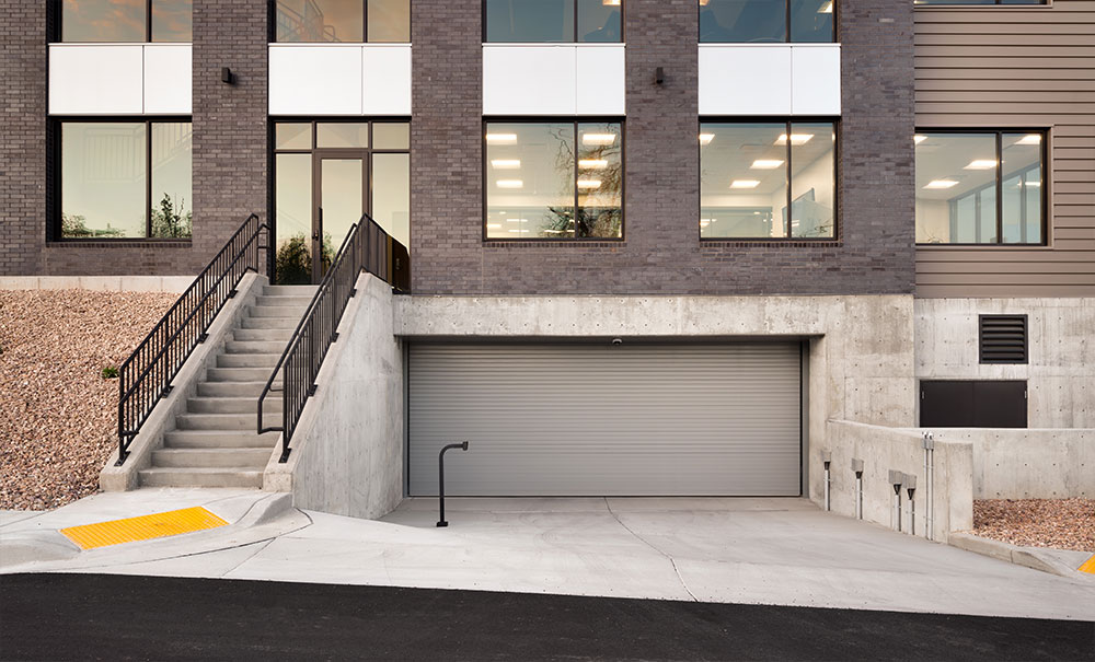 Commercial-Parking-Structure-Architecture-Utah-Groove-Midvale-Utah